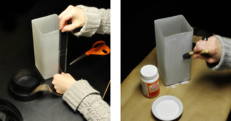 Превращаем дешёвую лампу из Ikea в эксклюзивную деталь интерьера