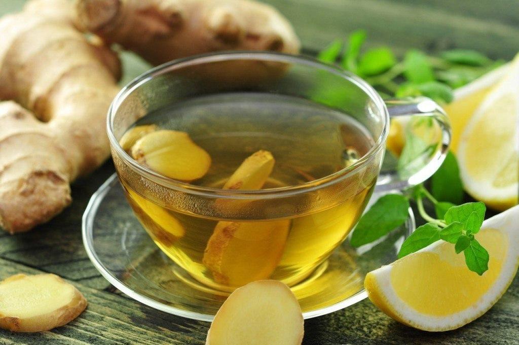 Волшебный имбирный чай