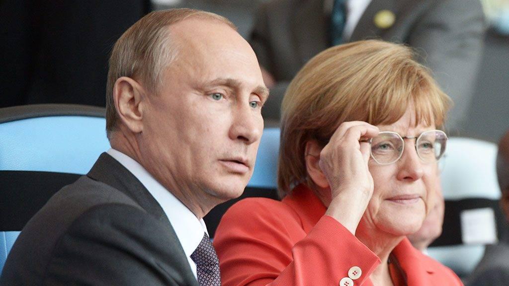 Встреча Путина с Меркель: обсуждение Украины будет тревожным сигналом Киеву