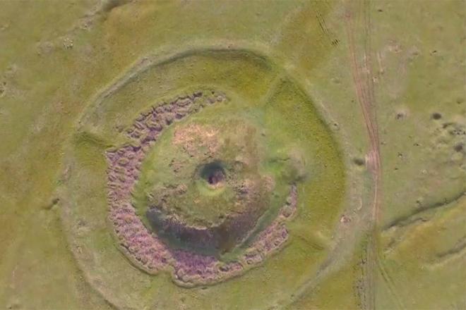 В Китае раскопали мистический алтарь не связанный с китайской цивилизацией