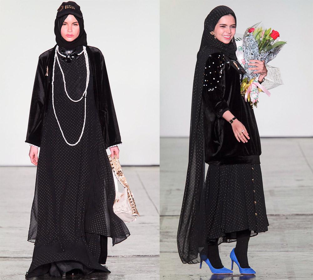 Дизайнер Виви Зубеди и исламская модная одежда