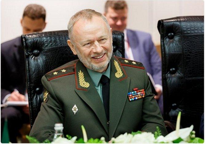 Замминистра обороны РФ Алекс…