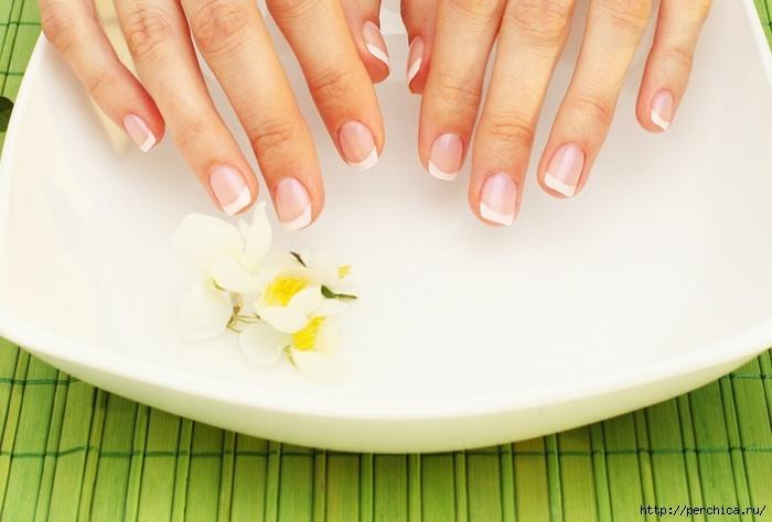 Принципы ухода за руками и ногтями