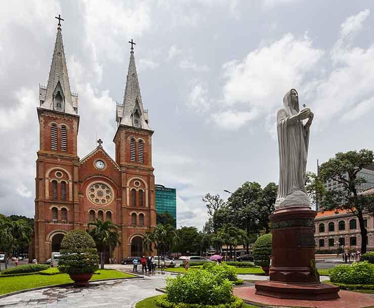 Католическая церковь во Вьетнаме