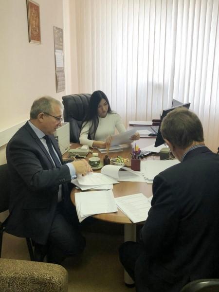 Члены Общественного совета при УВД по САО приняли участие в социологическом исследовании