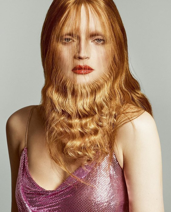 Vogue Italy разместил на обл…