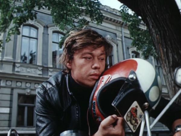 Необычная «Ява» бандита Урри из кино про «Электроника»