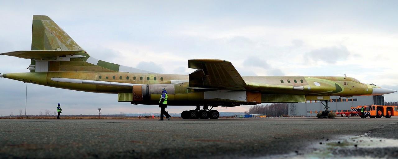Кресла вместо бомб: Ту-164, бизнес-джет на базе бомбардировщика Ту-160