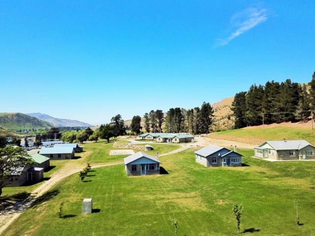 В Новой Зеландии за 1,8 миллиона долларов продается целая деревня