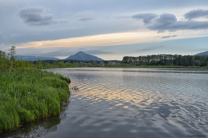 Горный Алтай, июнь