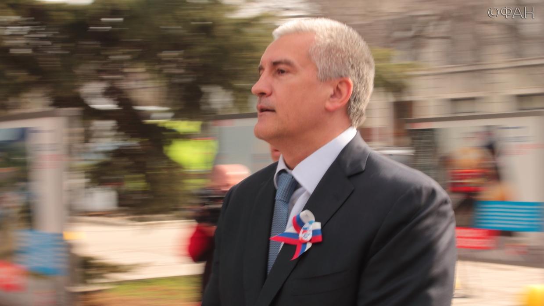 Аксенов пригрозил наказанием ответственным за срыв сроков благоустройства Симферополя Общество