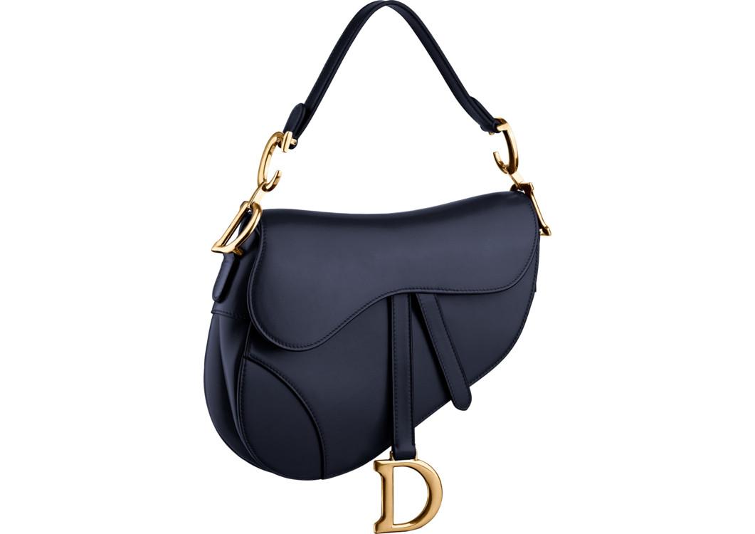 f2ab5c54100d Новая жизнь: сумка-седло Christian Dior вернулась