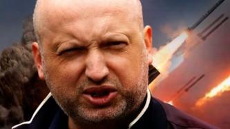 Турчинов доложил НАТО о нападении России на Украину