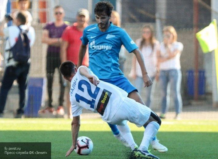 «Зенит» оторвался от «Спартака» на 5 очков после победы над «Оренбургом»
