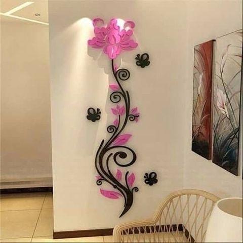 Оригинальные идеи для декора стен.