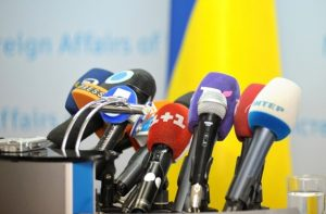 Украинские СМИ прибыли на Донбасс, чтобы создавать «фейковые» новости