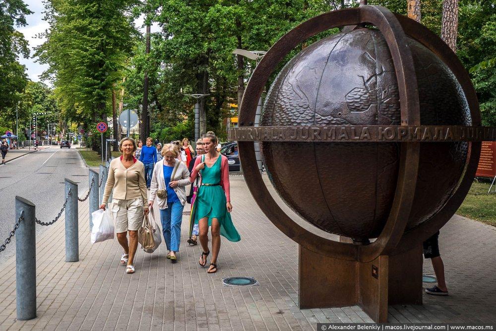 Юрмала без «волны»: Русофобия обанкротила мечту советских туристов