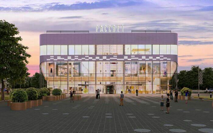 Работы по реконструкции кинотеатра «Рассвет» на севере столицы завершатся через год