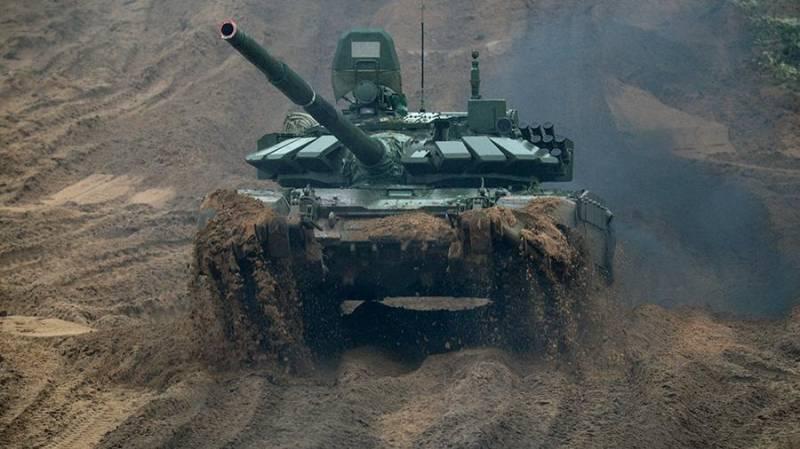 Минобороны сформирует в десантных дивизиях танковые батальоны