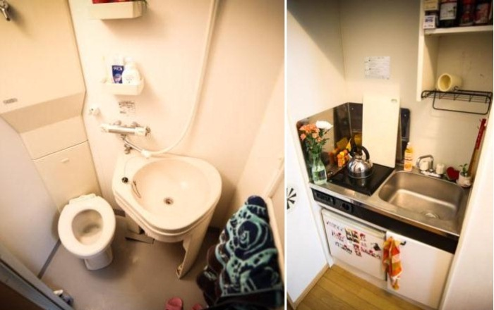 Как живется японцам в квартирах, в сравнении с которыми наши «хрущевки» - настоящие хоромы