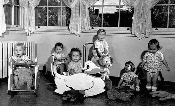 Времена года, когда в России рождается больше всего детей