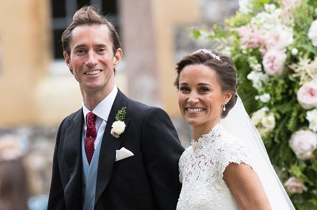 Пиппа Миддлтон и ее муж Джеймс Мэттьюз стали родителями во второй раз Звездные дети