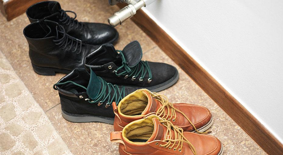 7 причин не ходить дома в уличной обуви