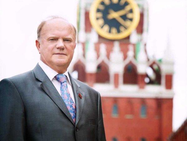 Кремль — Зюганову: не снимешь Грудинина, уничтожим и тебя, и твою партию