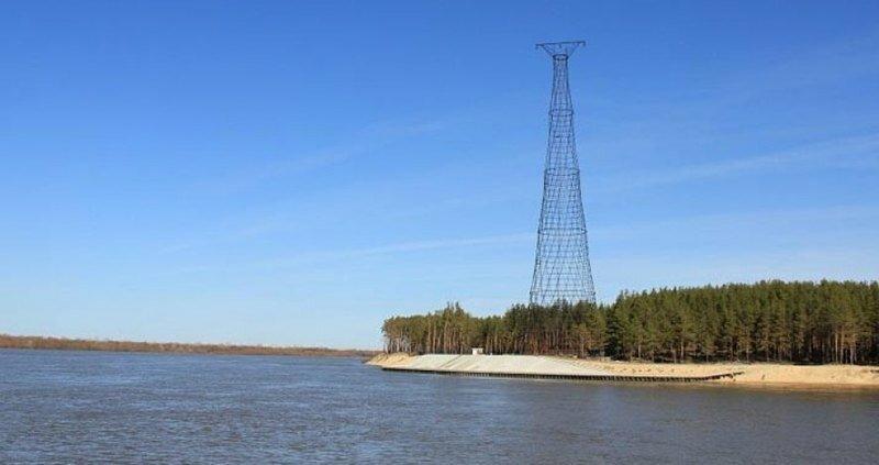 4. Шуховская башня (Нижегородская область) достопримечательности, наука и техника, путешествия, россия