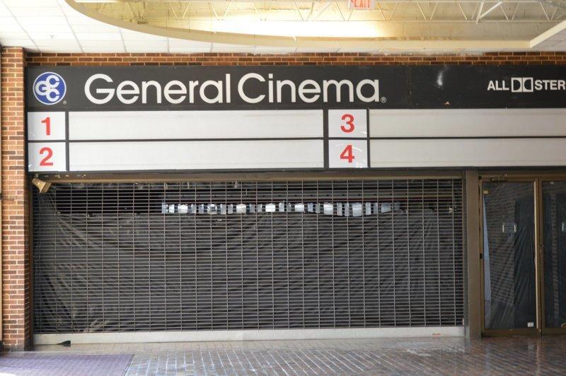 Кина не будет, или заброшенные кинотеатры город