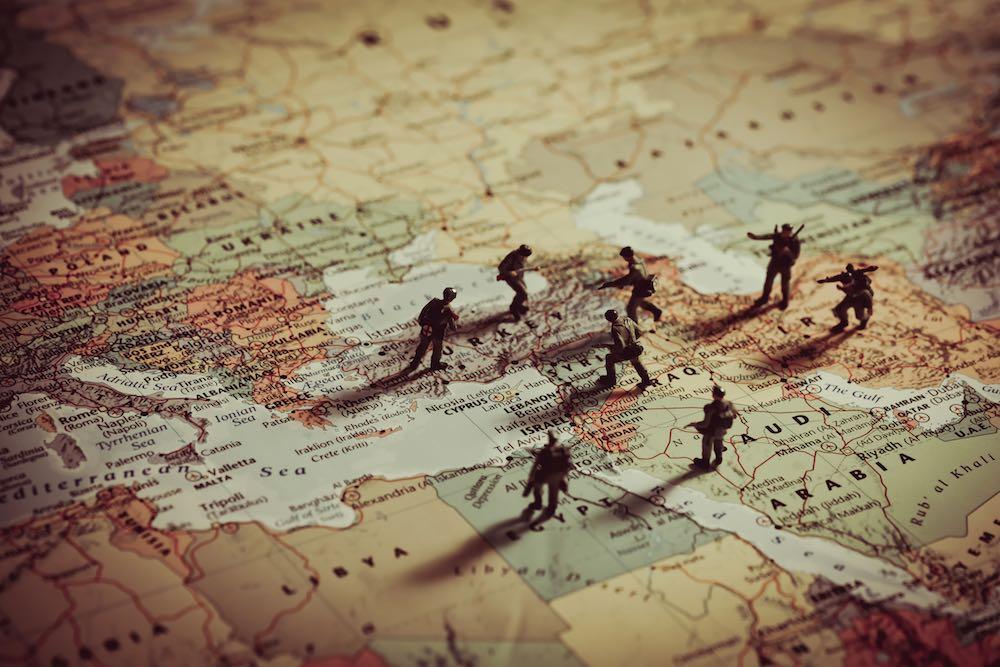 Курдский проект США: иранская разведка рассекретила 14 американских баз в Сирии