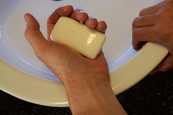 Как очистить руки после рабо…