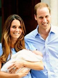 Счастье королевской семьи.