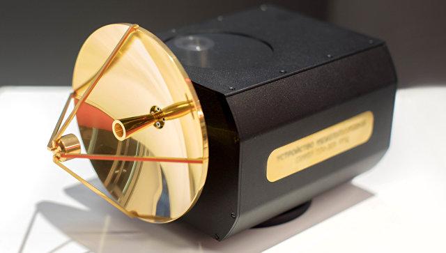 Устройство для скоростной передачи гигабайтов информации сквозь стены