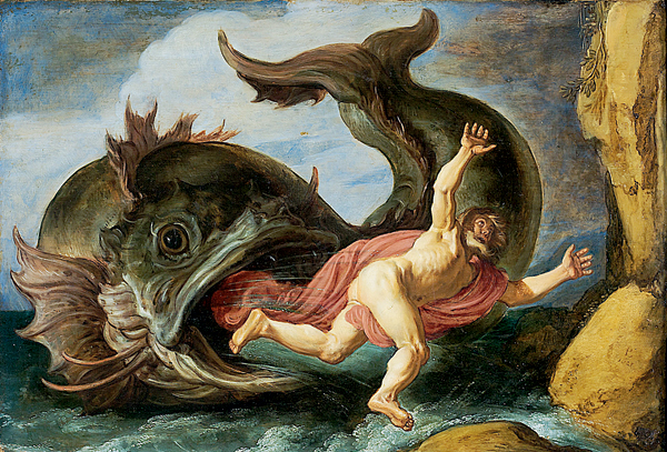 Может ли кит проглотить человека?