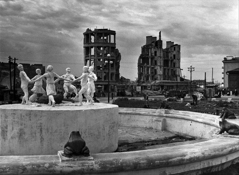 Почему немцы компенсировали менее 5% ущерба, нанесенного СССР в войне