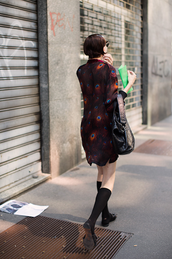 On the Street…Summer, Milan