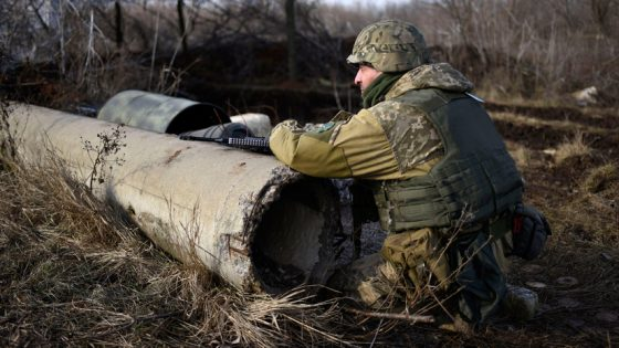 Зампостпреда России при ОБСЕ: ВСУ саботируют обязательства по отводу вооружений в Донбассе