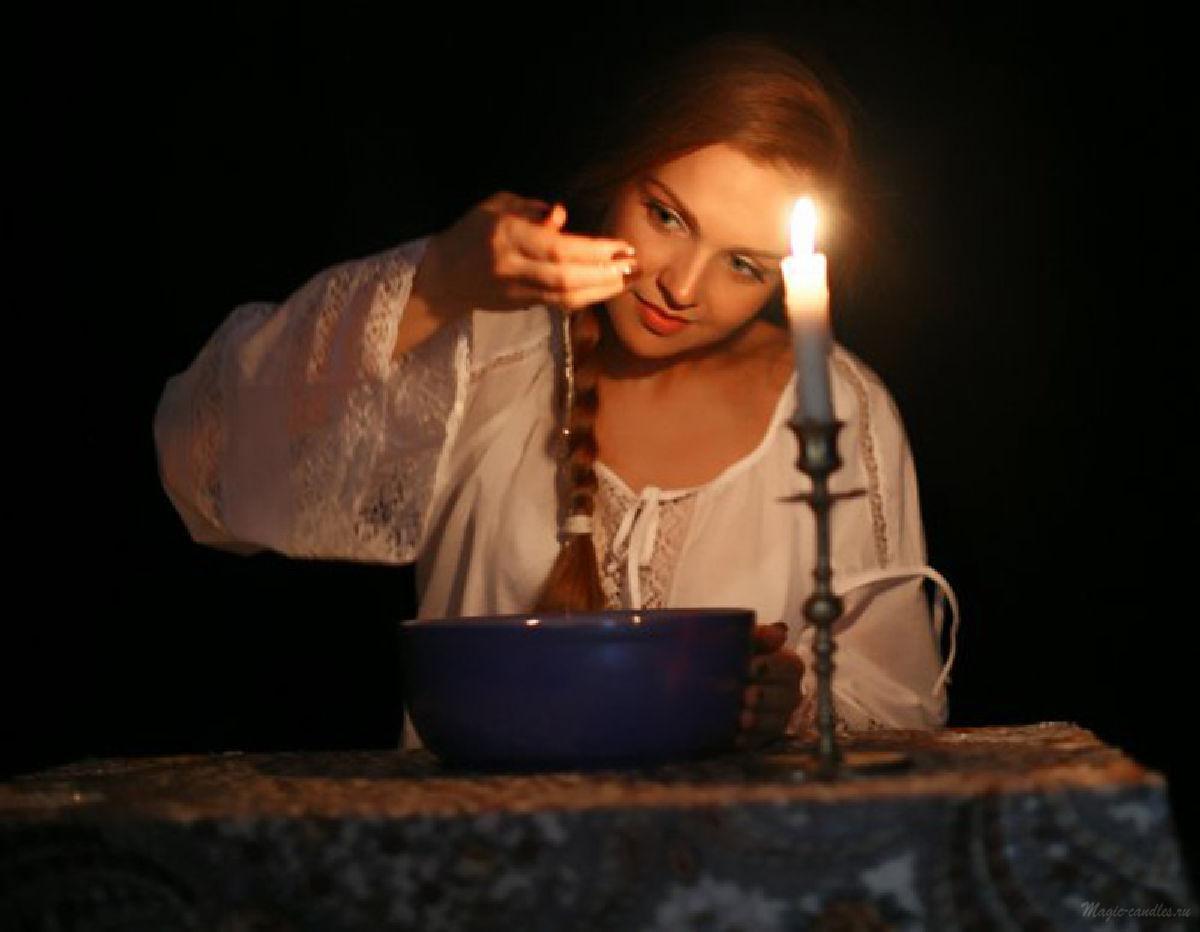 Старинные святочные гадания на Руси.