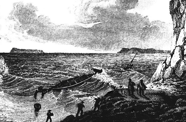 Таинственно исчезнувшие экспедиции