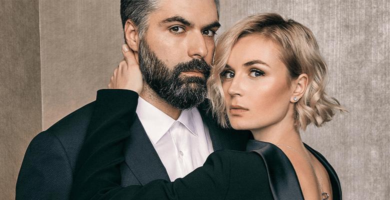 Полина Гагарина и Дмитрий Ис…