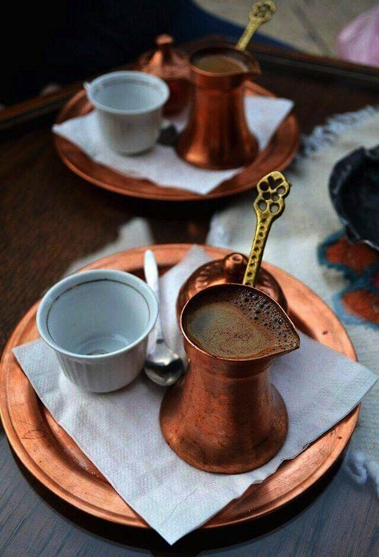 Как правильно заваривать кофе в турке - простая инструкция от А до Я