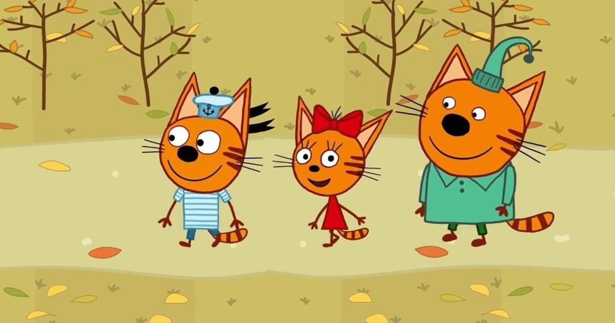 «СТС медиа» продала права на бренд «Три кота» за рубеж