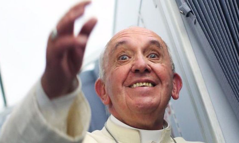 Папа может: глава Ватикана п…