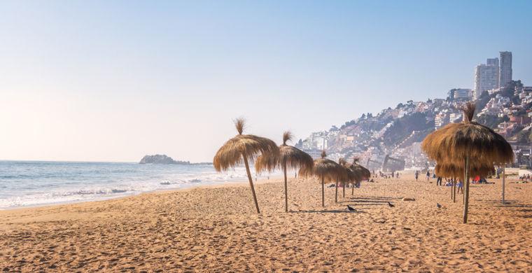 Чили ввело миллионные штрафы за блокировку выходов к пляжам