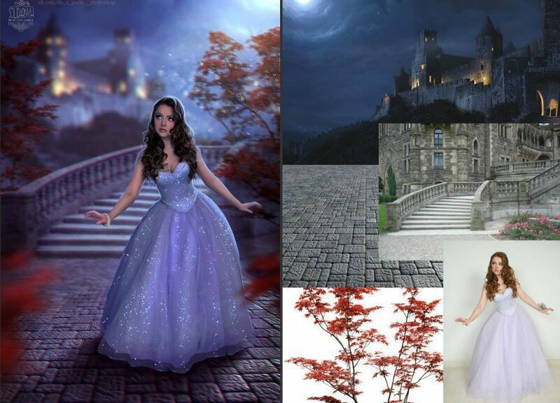 13 картина, красота, талант, фантазия, фото, фотошоп