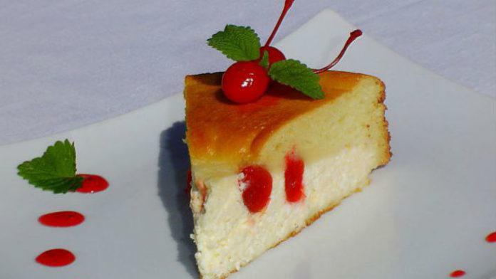 Восхитительный пирог — ватрушка на завтрак1