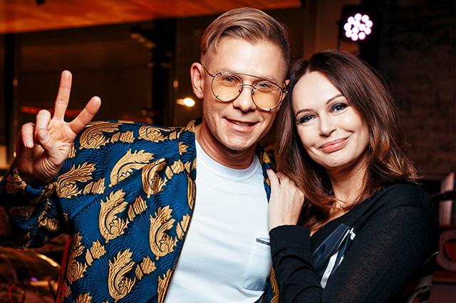 Ирина Безрукова, Николай Бас…