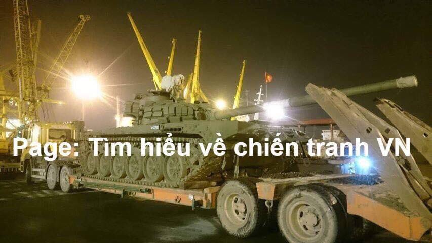 Первая партия модернизированных танков Т-72Б1 поставлена Россией в Лаос