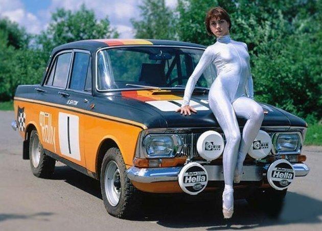 Нереализованные мечты инженеров советского автопрома